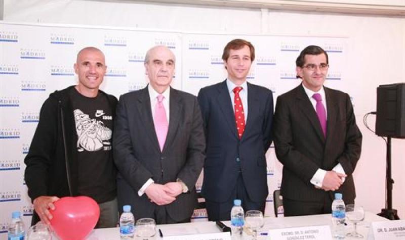 Fundación Hospital de Madrid y Boadilla del Monte renuevan el convenio para la carrera HM corre por la vida - Gine4