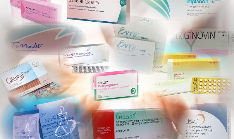 Anticonceptivos Hormonales o Anovulatorios - Gine4