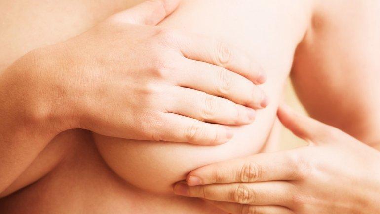 Autoexploración de mama