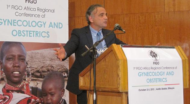 I Conferencia regional africana de la Federación internacional de Ginecología y Obstetricia