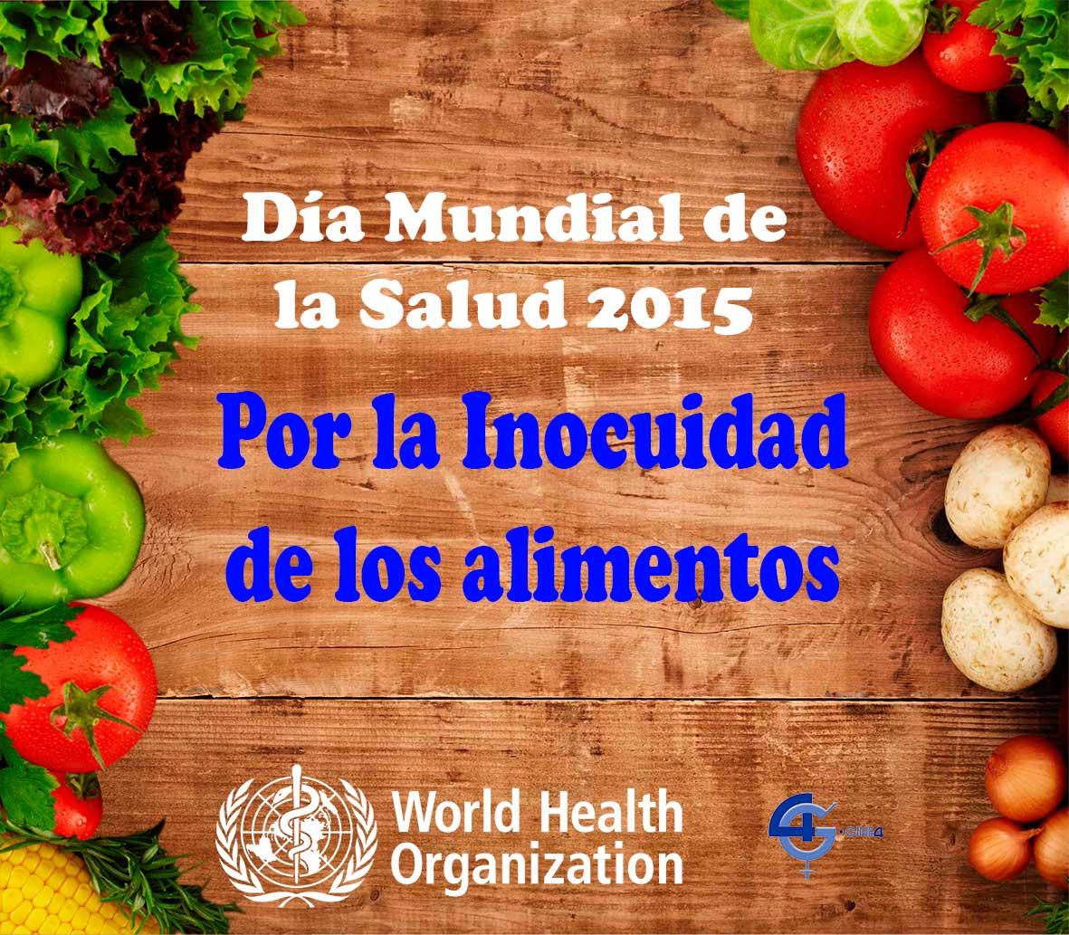 Día Mundial de la Salud 2015