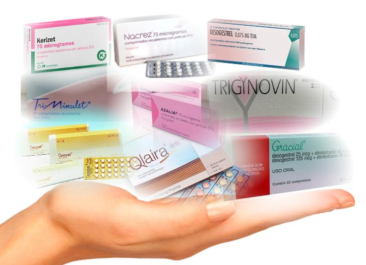 Anticonceptivos Hormonales Orales